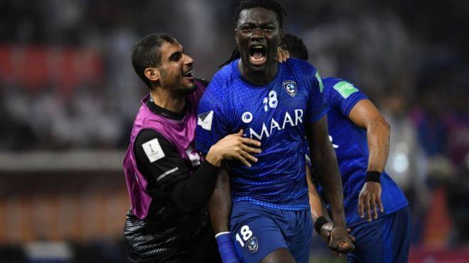 الهلال السعودي يتجاوز الترجي التونسي ويواجه فلامنغو البرازيلي في نصف نهائي كأس العالم للأندية