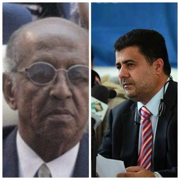 """رئيس الائتلاف الوطني """"الشيخ العيسي"""" يتكفل بعلاج الفنان اليمني """"عطروش"""""""