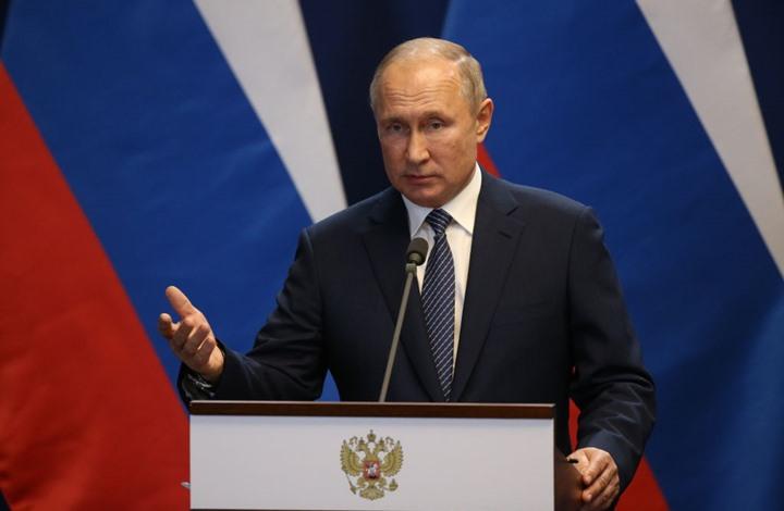 بوتين: موطن الخلاف الوحيد مع الولايات المتحدة محاولاتها كبح التنمية في روسيا
