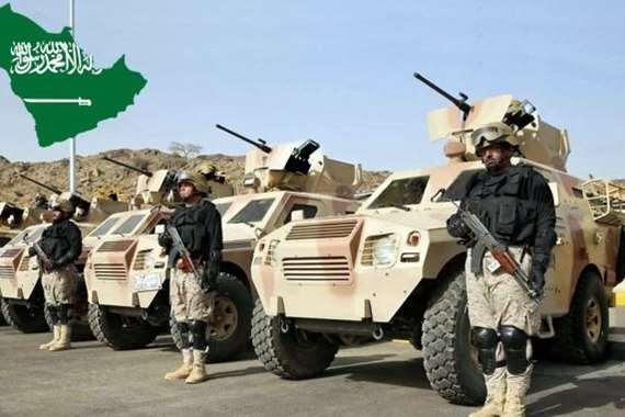 بالصور.. السعودية تدفع بمعدات عسكرية اضافية إلى عدن