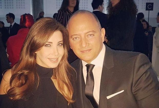 القبض على فادي الهاشم زوج الفنانة اللبنانية نانسي عجرم بسبب تزويره لمقطع فيديو سرقة المنزل والقتل