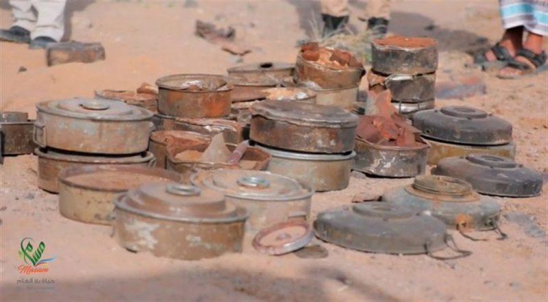 المرصد اليمني للألغام يكشف مقتل وإصابة 51 مدنيا في الربع الأول من العام الجاري بسبب الألغام