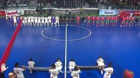 منتخب المغرب لكرة الصالات بطلاً لكأس افريقيا على حساب مصر