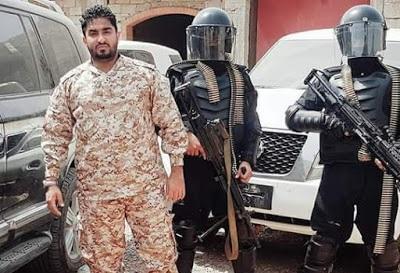 عيدروس الزبيدي ينقلب على يسران المقطري والاخير يطالب بإخلاء طرف رسمي من قوات مكافحة الارهاب