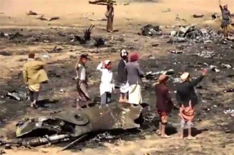 التحالف العربي يحمل مليشيا الحوثي سلامة طاقم طائرة التورنيدو