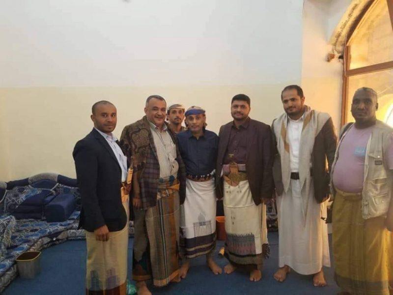 مليشيات الحوثي تفرج عن مؤسس الحراك التهامي العميد خالد خليل بعد خمس سنوات على اختطافه – صورة
