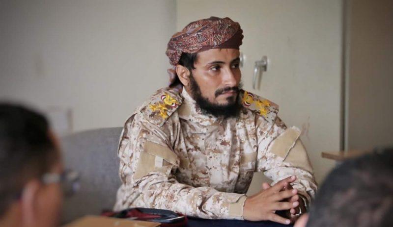 محور تعز يفضح الإمارات ويكشف دعمها للمليشيا الخارجة عن القانون
