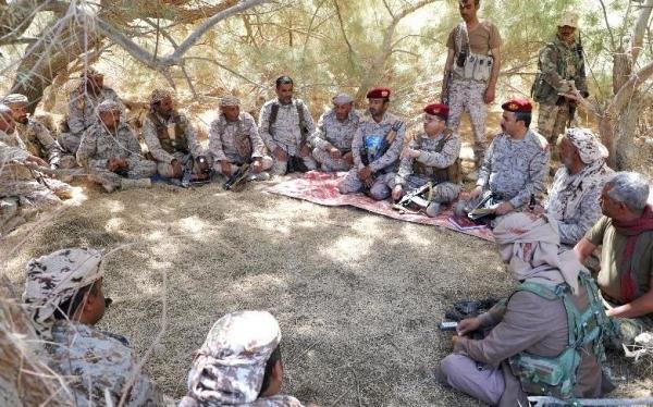 وزير الدفاع يؤكد استمرار المعركة الوطنية وعدم الإنثناء للعوائق والإستهدافات