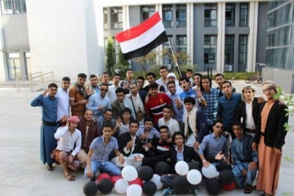 إجلاء طلاب اليمن من مدينة ووهان الصينية إلى حجر صحي مؤقت في الإمارات