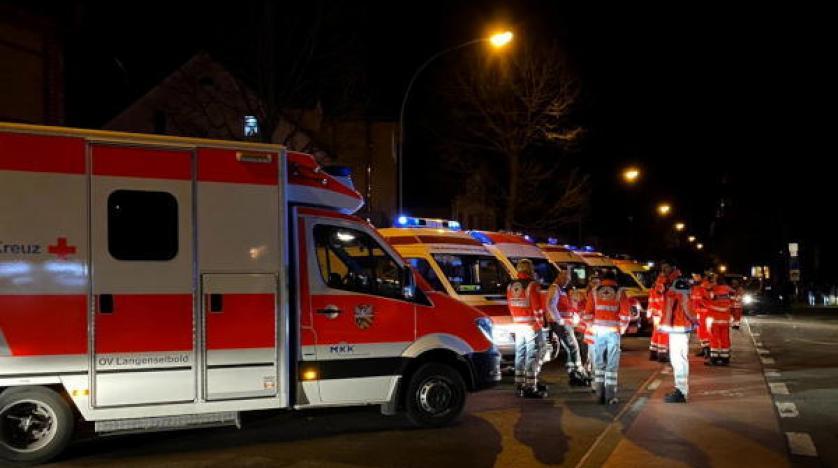 المانيا.. إطلاق نار قرب فرانكفورت يسفر عن متقل 8 اشخاص