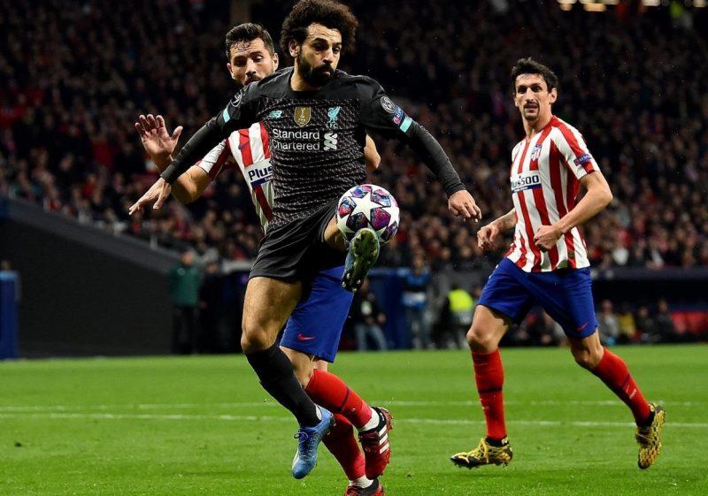 اول تعليق وتهديد من محمد صلاح بعد هزيمة ليفربول امام اتلتيكو مدريد