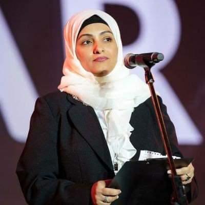 """رائدة العمل الحقوقي """"هدى الصراري"""" تفوز بإحدى أرقى جوائز حقوق الإنسان في العالم"""