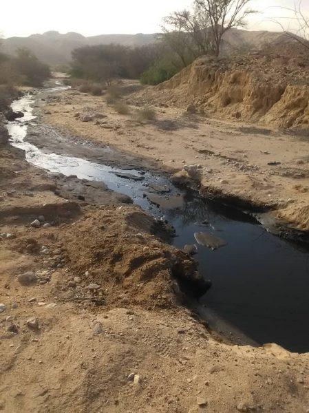 مصدر يكشف من يقف خلف تفجير أنبوب النفط في شبوة