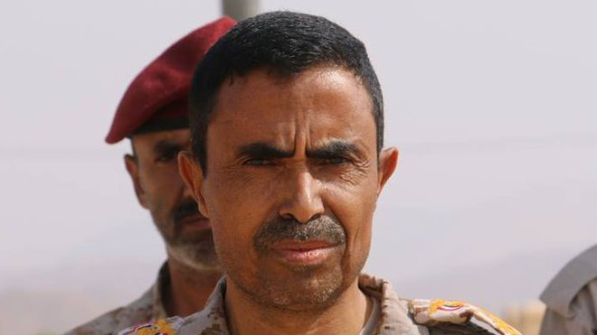 مصادر تكشف حقيقة استشهاد قائد عسكري كبير الى جوار نجل محافظ محافظة الجوف