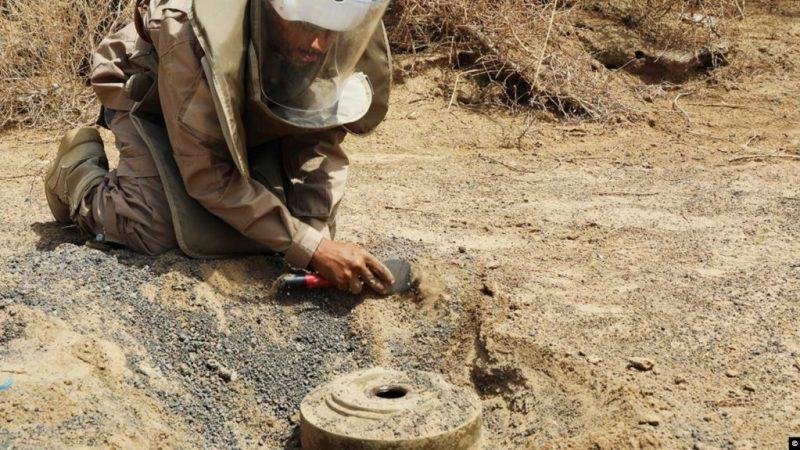 """""""ماذا بقي مني""""..وثائقي يوضح مأساة ضحايا الألغام في اليمن"""