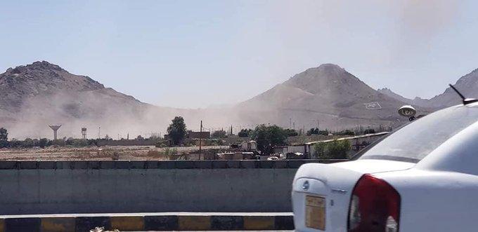 التحالف يدمر مواقع لتخزين وتركيب إطلاق الصواريخ البالستية وتخزين الطائرات بدون طيار بالعاصمة صنعاء