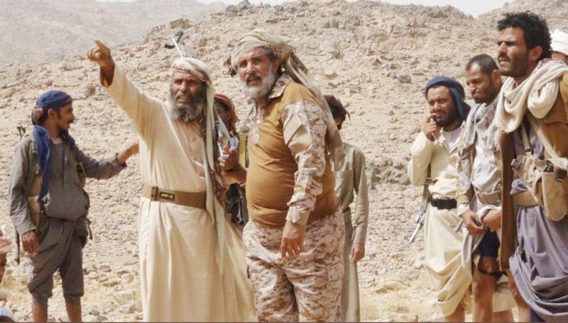 اول تصريح من اللواء امين العكيمي بعد انباء عن سيطرة الحوثيين على مركز محافظة الجوف