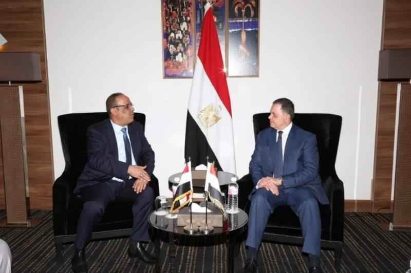تونس.. الوزير الميسري يلتقي وزير الداخلية المصري اللواء محمود توفيق