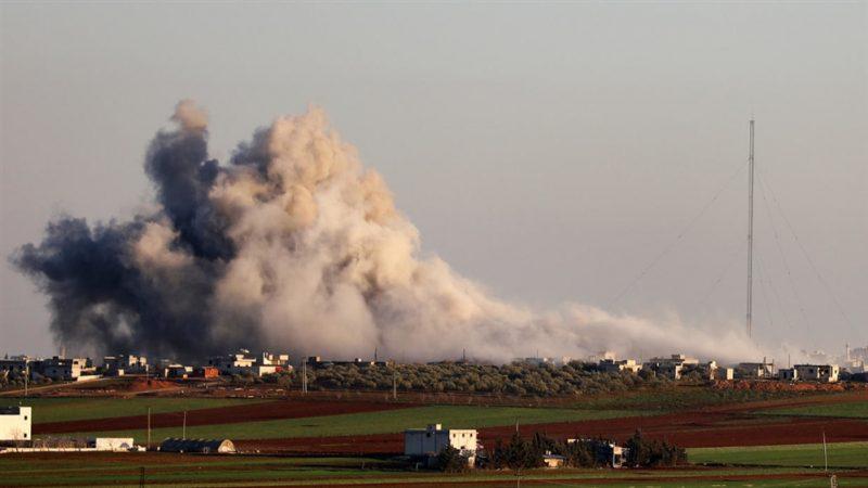 التصعيد العسكري يتواصل.. تركيا تطلق عملية عسكرية ضد النظام السوري في إدلب