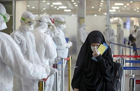 صحيفة حكومية تهاجم وزير الصحة.. إصابات «كوفيد ـ 19» تتخطى 550 ألفاً في إيران