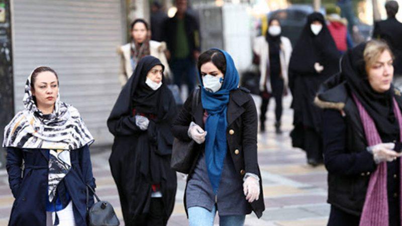 أكثر من 1600 حالة وفاة في إيران بسبب كورونا