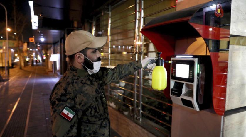 """إيران.. الاعلان عن وفاة 5 من عناصر الحرس الثوري بفيروس """"كورونا"""""""