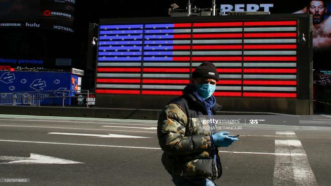 بنحو 80 ألف مصاب خلال 24 ساعة.. أمريكا تسجل حصيلة ثقيلة بفيروس كورونا