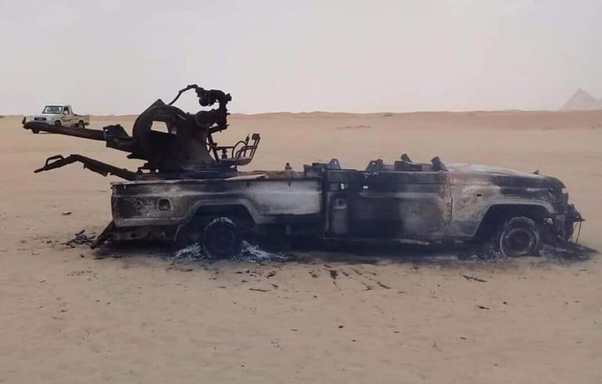 مليشيات الحوثي تتكبد خسائر فادحة شرق الجوف والجيش يغنم أسلحة وعتاد عسكري