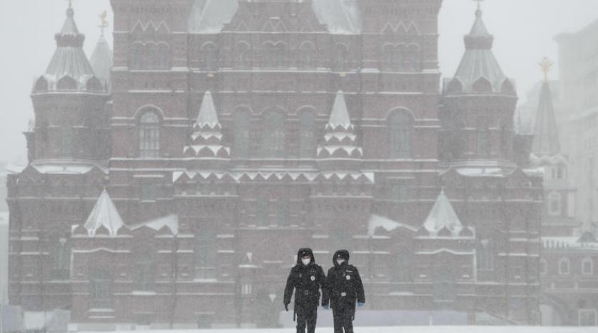 روسيا تطرد 20 دبلوماسيا تشيكيا ردا على خطوة تشيكيا