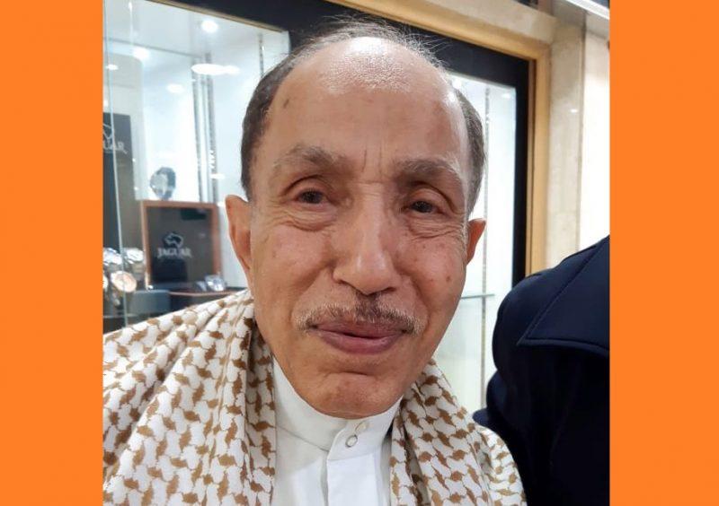 his health improved.. Yemeni businessman Abdul Wasea Hael leaves the intensive care