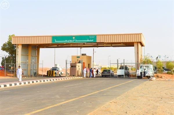 وفق هذه الشروط.. الجوازات السعودية تسمح بدخول المسافرين اليمنيين عبر منفذ الوديعة