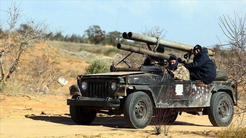 ليبيا.. قوات الوفاق تسيطر على 3 مدن غربي طرابلس وتحكم سيطرتها على الشريط الساحلي