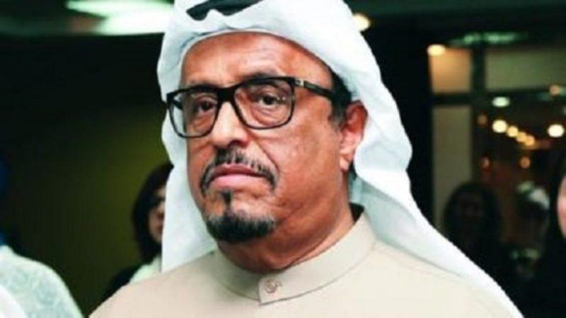 """صالح الجبواني يرد على ضاحي خلفان """"لا يرمي بيوت الناس من كانت دولته زجاج"""""""