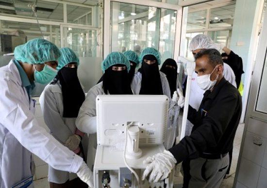 كورونا يتسبب بوفاة 74 طبيبا يمنيا