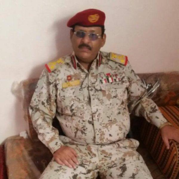 الجيش الوطني يفقد قائد لواء في عدن.. تفاصيل