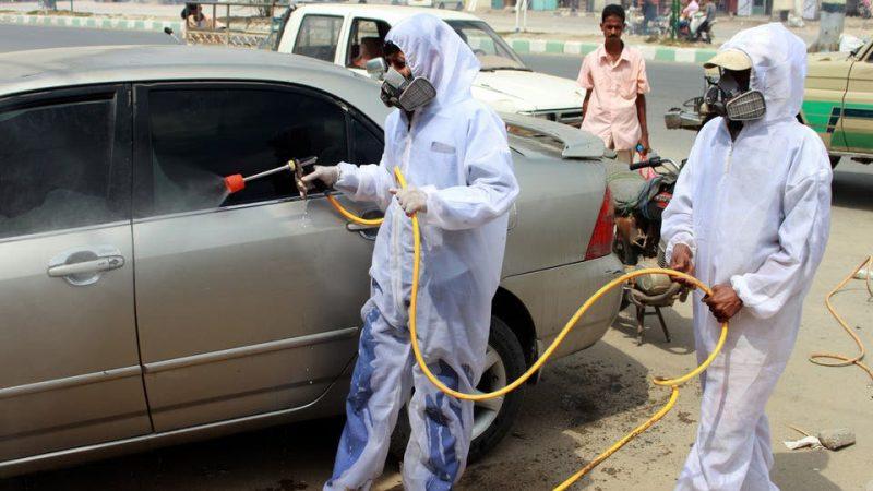 نقيب الصيادلة يحذر من تحويل مرضى كورونا في اليمن فئران تجارب للحوثيين