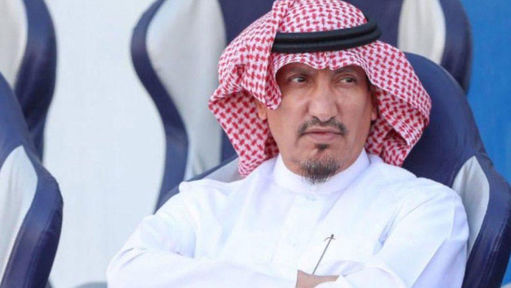 إصابة نائب رئيسنادي الهلال السعودي بفيروس كورونا