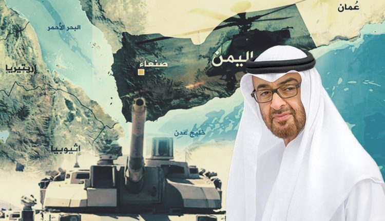 ما تفعله الامارات في اليمن ليس تحالف ولا عمالة ولا ارتزاق.. وانما اهانة واذلال
