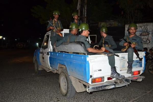 إغتيال أحد أفراد الأمن في تعز والأجهزة الأمنية تلاحق الجناة