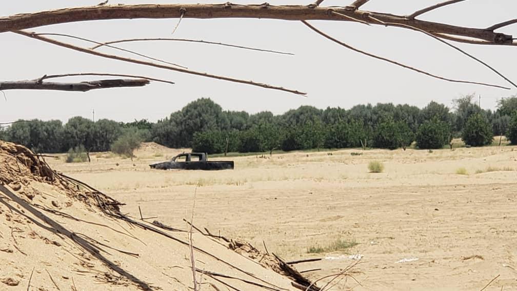 تفاصيل الحملة الأمنية التي استهدفت خلية تخريبية في مديرية الوادي بمحافظة مأرب