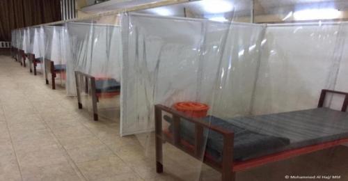اغلاق محجر الأمل الخاص بكورونا في عدن بعد تعافي آخر حالة مصابة وخلوه من الحالات الجديدة