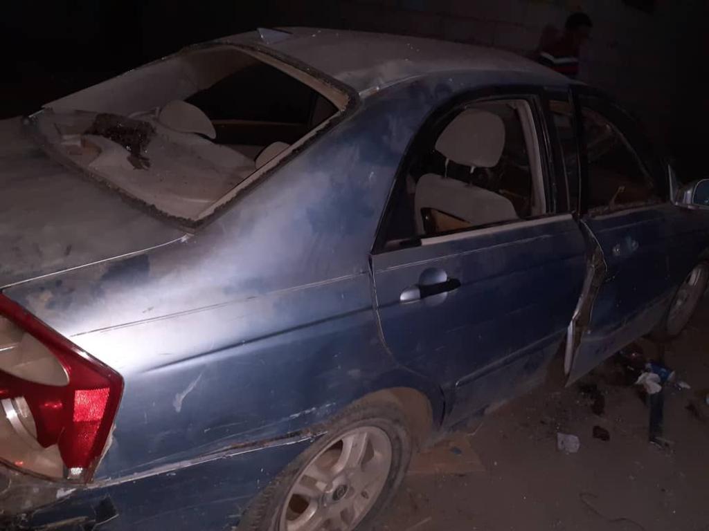 صورة.. مصادر تكشف اسباب الانفجار الذي هز حي المنصورة بعدن مساء الاثنين