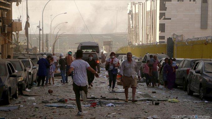 منظمة العفو الدولية تدعو الى تحقيق مستقل في انفجار مرفأ بيروت