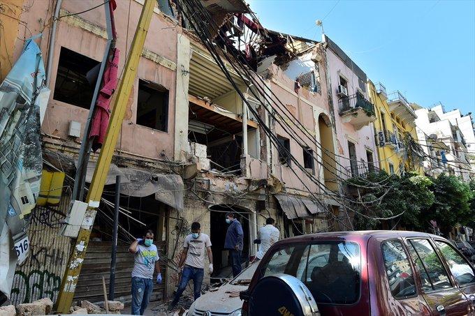 واشنطن تكشف عن عدد الضحايا الأمريكيين في انفجار مرفأ بيروت