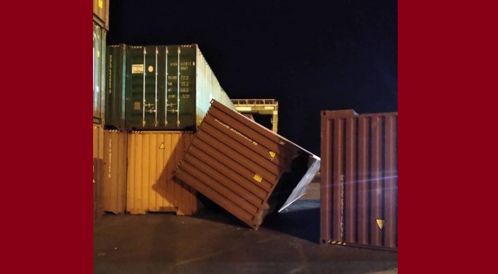 """هام.. صحفي جنوبي يكشف معلومات خطيرة عن وجود كمية هائلة من """"نترانت الامونيوم"""" في ميناء عدن!"""