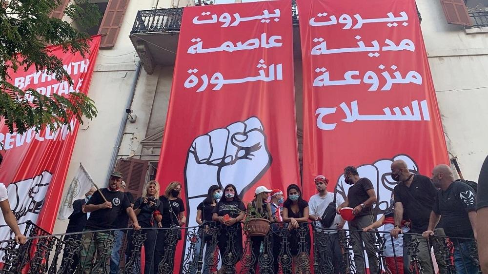 اللبنانيون ينتفضون في وجه حزب الله