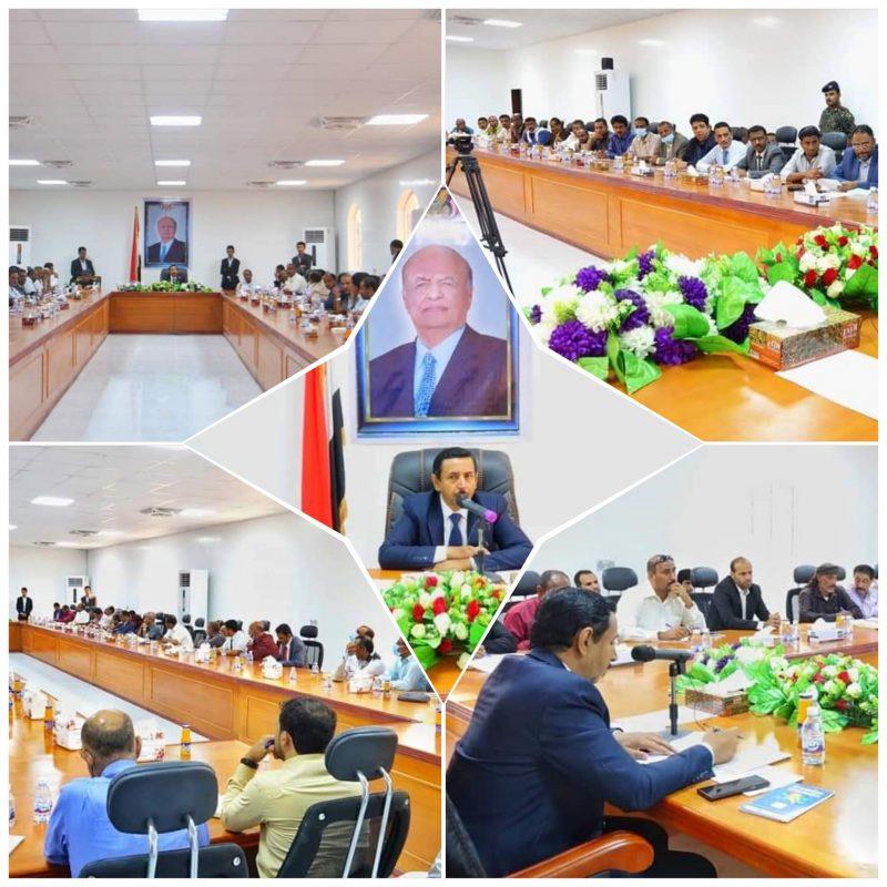Shabwa governor: presidential directives to start operating port of Al Majdahah