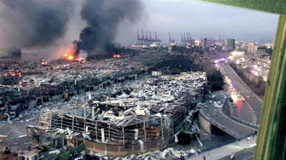 تحقيق أمريكي يكشف أن نترات انفجار بيروت أقل من الشحنة الأصلية