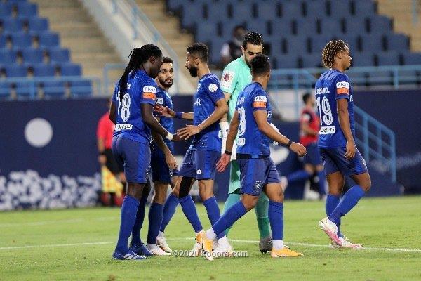 بفوز كبير على الحزم.. الهلال يتوج ببطولة الدوري السعودي