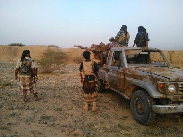 """مأرب.. تفاصيل قطْع الجيش الوطني وقبائل مأرب """"النَفَس الأخير"""" لمليشيا الحوثي"""